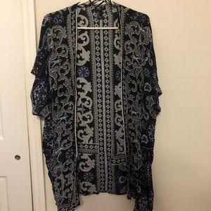 Kimono / coverup. Size small